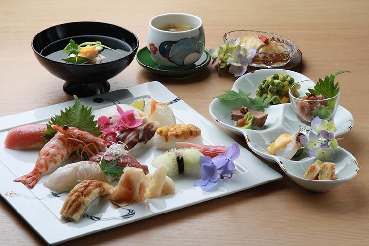 鮨・和食 空-ku-