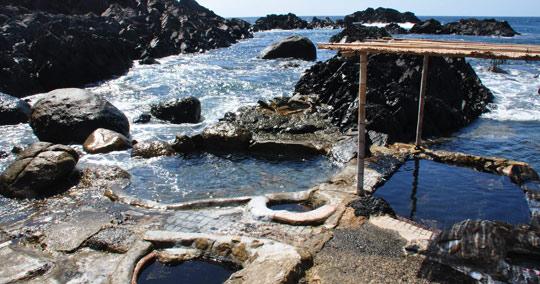 平内海中温泉 (屋久島)
