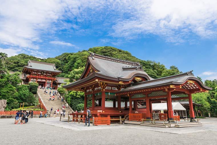 鎌倉観光の魅力31選!運気UP!お...