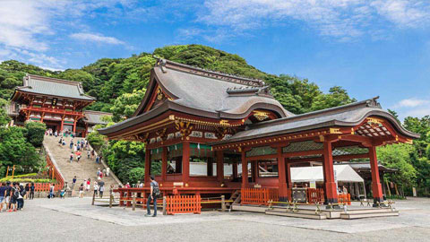 鎌倉観光の魅力30選!運気UP!おすすめ絶景スポットやロケ地も♪