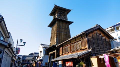 小江戸・川越の観光スポット39選!デートや女子旅におすすめ