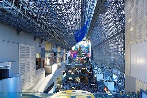 京都駅 駅ビル