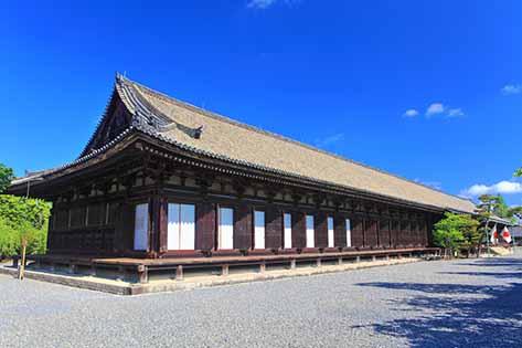 蓮華王院(三十三間堂)