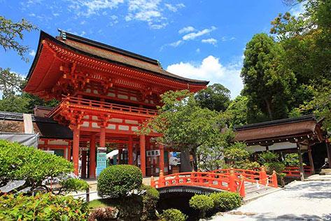 上賀茂神社(賀茂別雷神神社)