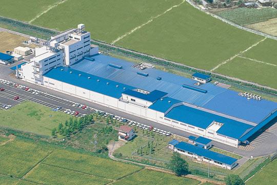 タカノフーズ水戸工場