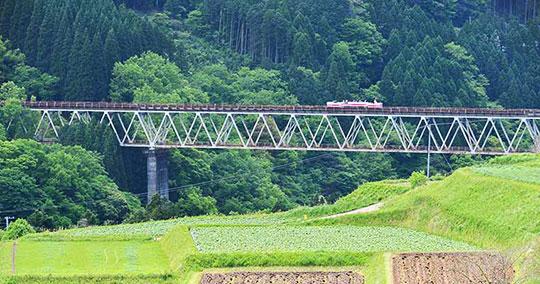 スーパーカート(高千穂あまてらす鉄道)