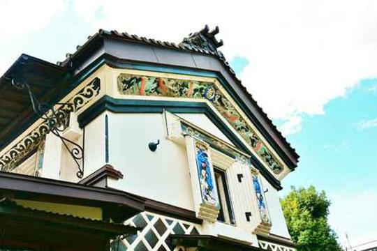 醸造の町「摂田屋」