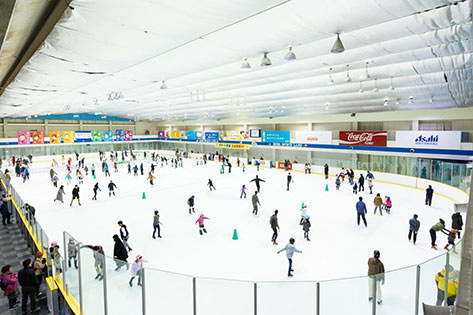 邦和スポーツランド スケート場