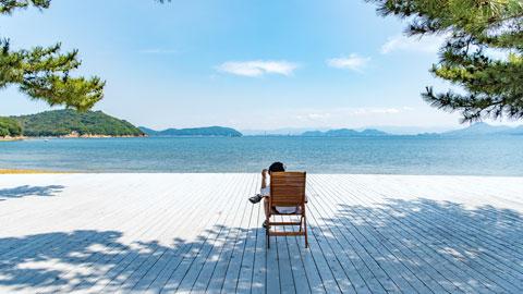 直島のおすすめ観光&ランチスポット