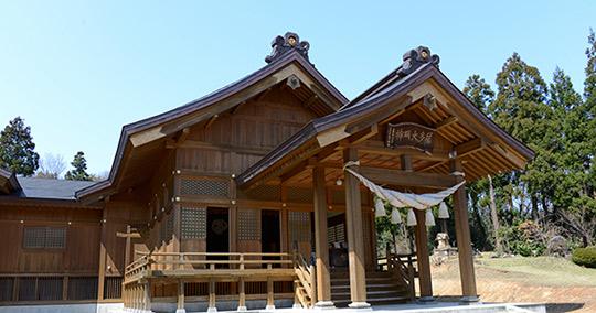 上越五智 居多神社