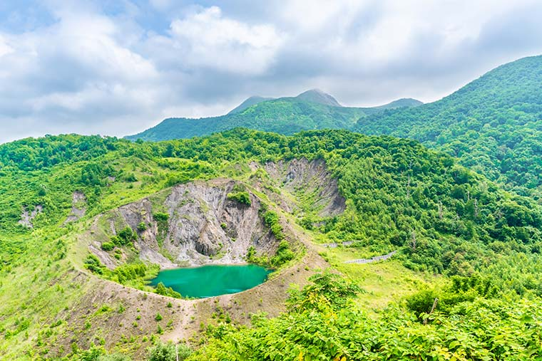 支笏洞爺国立公園