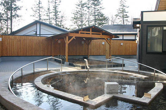 オベリベリ温泉 水光園