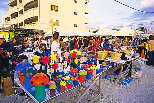 ハンビーフリーマーケット