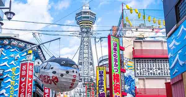 大阪のおすすめ観光スポット41選!名所から最新おしゃれスポットまで網羅!