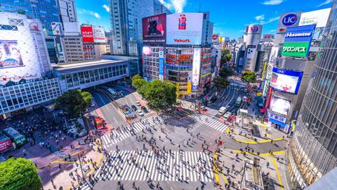 渋谷観光13選!流行りの最新スポットやグルメ情報も