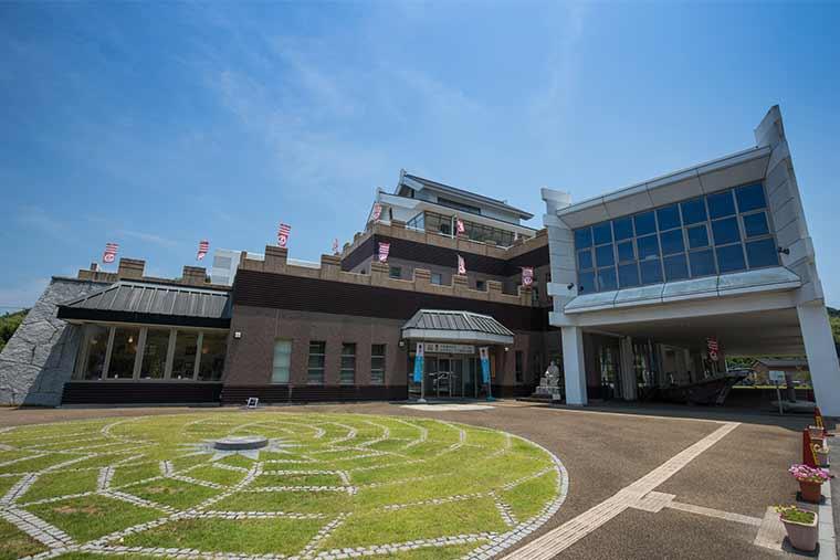 しまなみ海道 村上水軍博物館