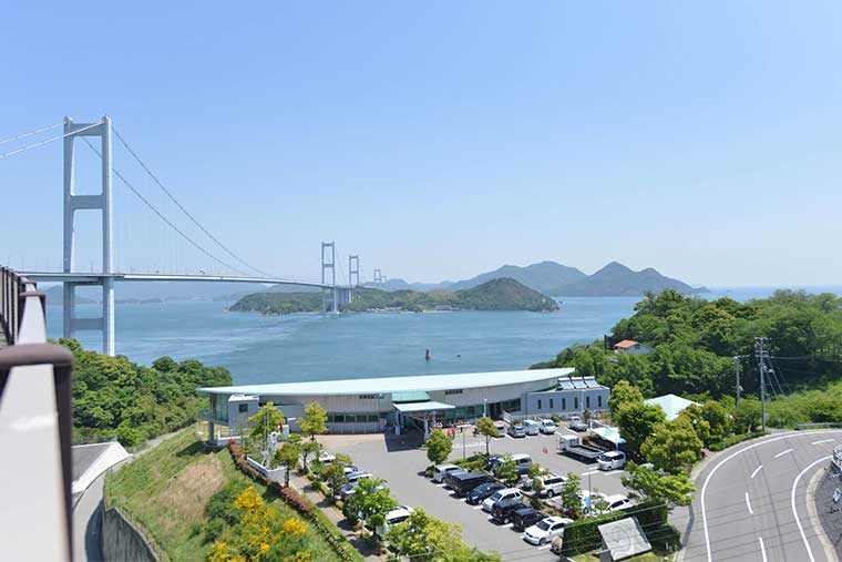 しまなみ海道 サンライズ糸山