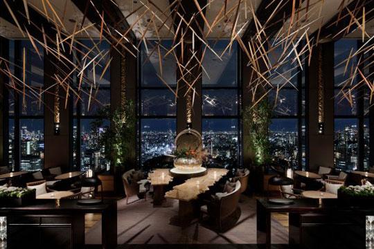 Dining & Bar TABLE 9 TOKYO(品川プリンスホテル)