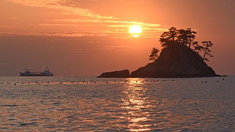 アクセス便利!愛知の離島「篠島」でご縁祈願や絶景観賞・名物グルメも