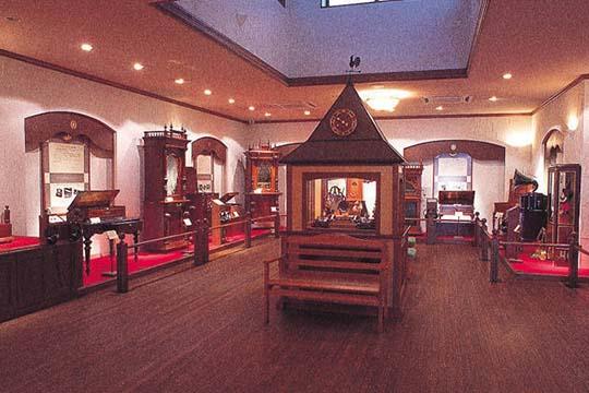 日本電産サンキョーオルゴール記念館 すわのね