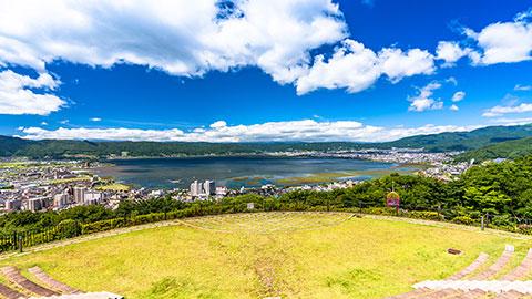 諏訪湖の観光スポット&グルメ29選!ロケ地やモデルルートも!