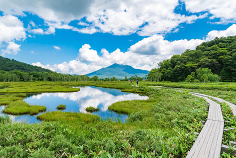 尾瀬ヶ原(福島県)