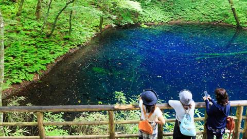 東北の観光スポット人気ランキング!温泉に夏祭りに魅力満載!