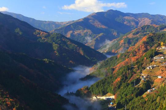 桃源郷 祖谷の山里