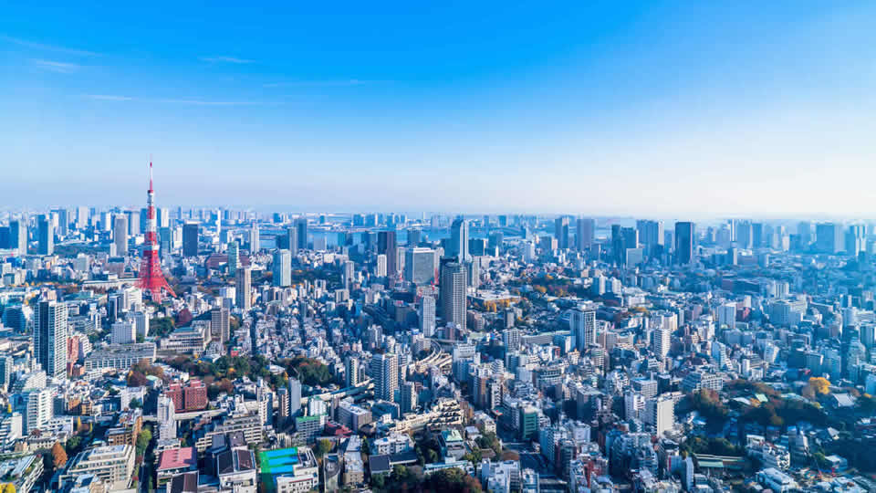 東京のおすすめ観光スポット