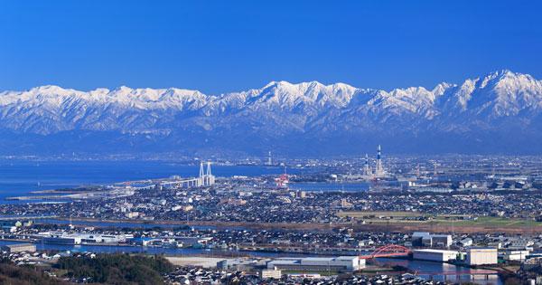 現地スタッフ厳選!富山県のおすすめ観光スポット