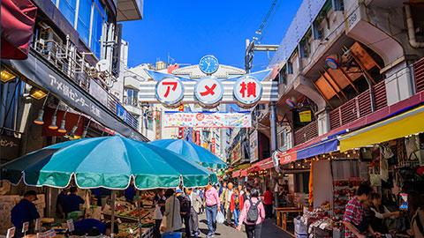 上野おすすめ観光スポットBEST20