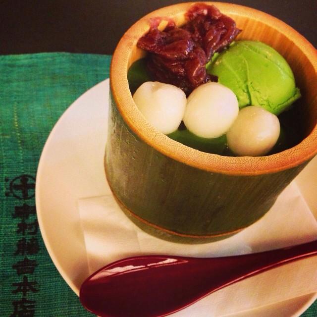 生茶ゼリイ(中村藤吉本店)