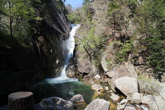 石和温泉・昇仙峡