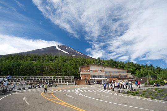 富士山(富士スバルライン)