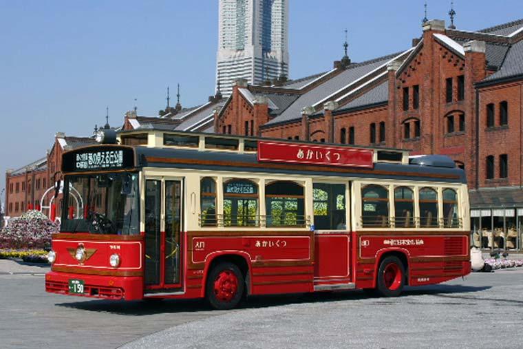 あかいくつバス号 / 横浜市営交通