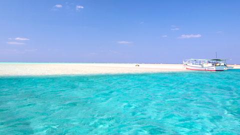 与論島のおすすめ観光スポット11選!絶景ビーチにダイビングも