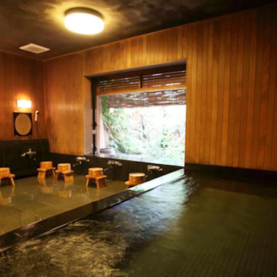 佐賀県  洋々閣 公共浴場