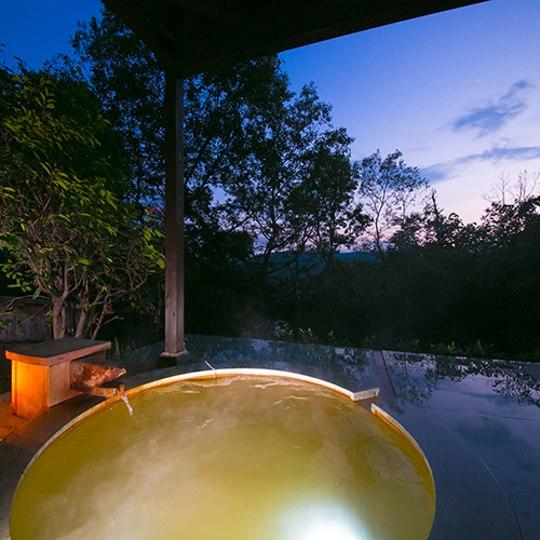 宿坊 翡翠之庄 The Kingfisher resort 小さな男女別浴場