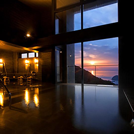 五島列島リゾートホテル マルゲリータ 大浴場