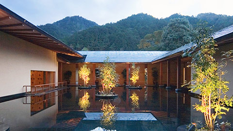 【西日本】記念日に行きたい温泉宿。旅行作家おすすめ5選