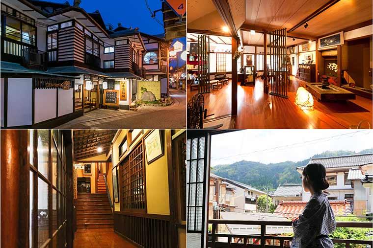 女性一人旅におすすめの温泉宿。鳥取県 三朝温泉  木屋旅館