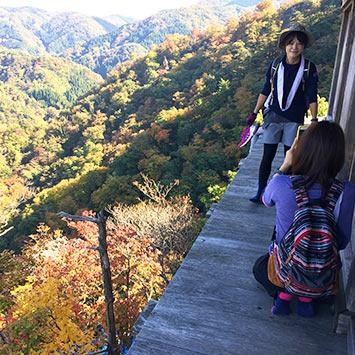 女性一人旅におすすめの温泉宿。鳥取県 三朝温泉  木屋旅館 三徳山ツアー