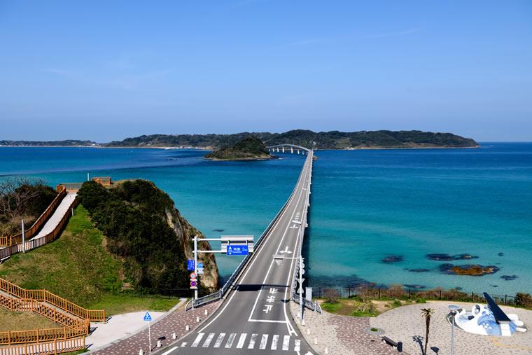 山口県角島