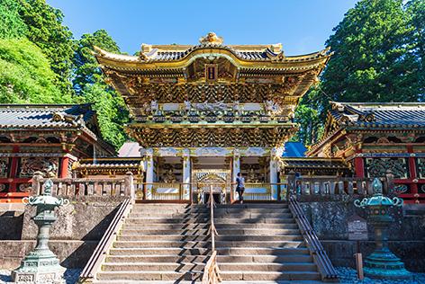日光・中禅寺湖周遊(中禅寺金谷ホテルのランチ)