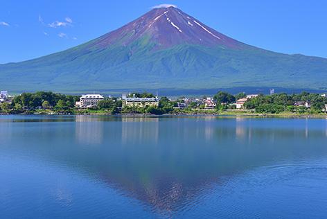 天然クーラー富士山五合目と富士ビューホテルランチバイキング