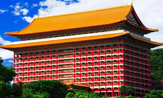 グランドホテル台北