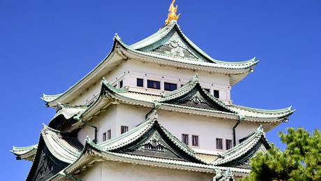 Sakae, Nishiki, and Nagoya Castle