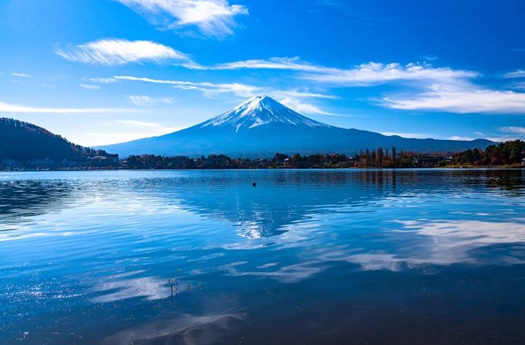 山梨県 富士山・河口湖