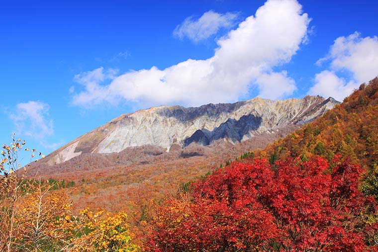 鳥取県 大山(だいせん)