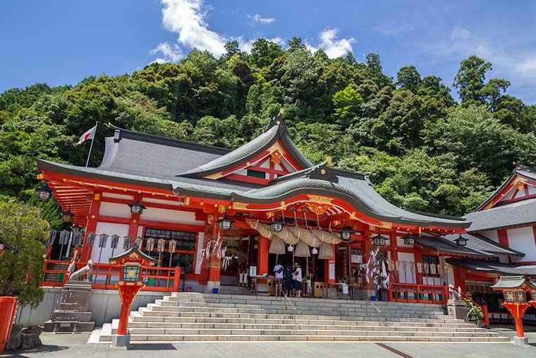 島根県 太皷谷稲成神社(たいこだにいなりじんじゃ)